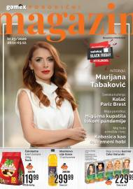 GOMEX Katalog - PORODIČNI MAGAZIN akcija do 03.12.2020.