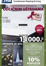 Jysk ponuda - JYSK Katalog - Super akcija od 14.11. DO 27.11.2019.