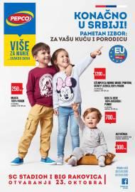 PEPCO KATALOG - KONAČNO U SRBIJI - PAMETAN IZBOR ZA VAŠU KUĆU I PORODICU