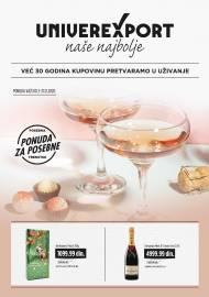 UNIVEREXPORT PREMIUM KATALOG - Akcija sniženja do 31.12.2020.