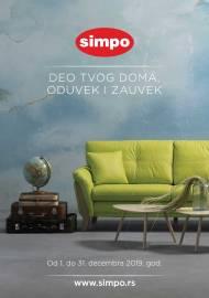 SIMPO Katalog - Akcija do 31.12.2019.