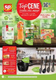 SP MARKETI KATALOG - Akcija do 11.07.2020.