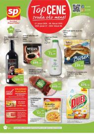 SP MARKETI KATALOG - Akcija do 08.02.2020.