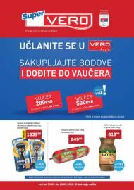 SUPER VERO Kataloška ponuda - Super akcija do 26.02.2020.
