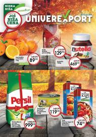 UNIVEREXPORT KATALOG - Akcija do 01.12.2019.