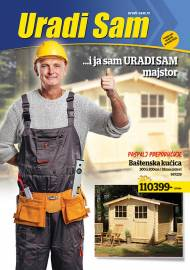 URADI SAM KATALOG Super akcija do 14.06.2020.