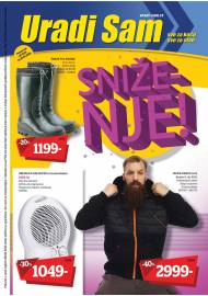 URADI SAM KATALOG Super akcija do 26.01.2020.