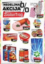 ZLATAN TRAG NEDELJNA AKCIJA - Super akcija sniženja do 02.04.2020.