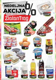 ZLATAN TRAG NEDELJNA AKCIJA - Super akcija sniženja do 24.09.2020.
