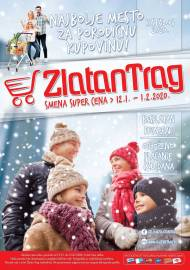 ZLATAN TRAG Akcija - KATALOG  - Super akcija do 01.02.2020.