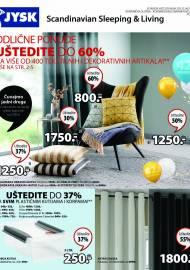 Jysk ponuda - JYSK Katalog - ODLIČNE PONUDE - UŠTEDITE DO 60%! AKCIJA SNIŽENJA DO 21.04.2021.