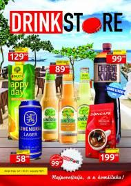 DRINK STORE Katalog - KUPOVINA NA EKS. Super akcija do 31.08.2021.
