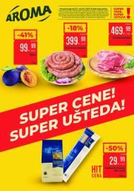 AROMA SUPER CENE SUPER UŠTEDA - Akcija sniženja do 25.07.2021.