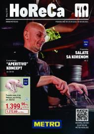 METRO KATALOG - HORECA - Akcija do 16.06.2021.