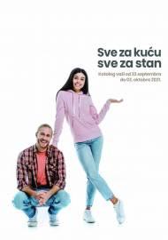 URADI SAM KATALOG - AKCIJSKA PONUDA - Super akcija do 03.10.2021.