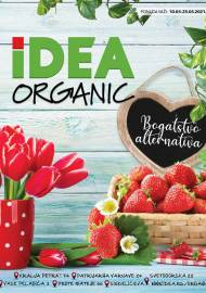 IDEA ORGANIC KATALOG - AKCIJA DO 23.05.2021.