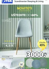 Jysk ponuda - JYSK Katalog - NOVITETI I ODLIČNE PONUDE - Akcija sniženja do 06.10.2021